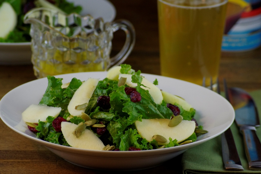 9 Ways to Beerify Your Thanksgiving Dinner: Kale